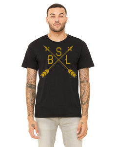 BSL Arrows, Bay St. Louis, Unisex Shirt - $5 Donated to Ruths Roots