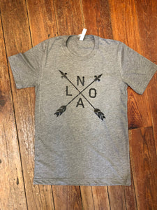 NOLA Arrow, Unisex T-Shirt
