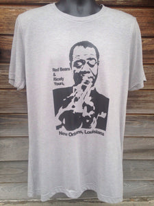 Louis Armstrong, Unisex T-Shirt