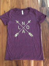 NOLA Arrow Womens Shirt