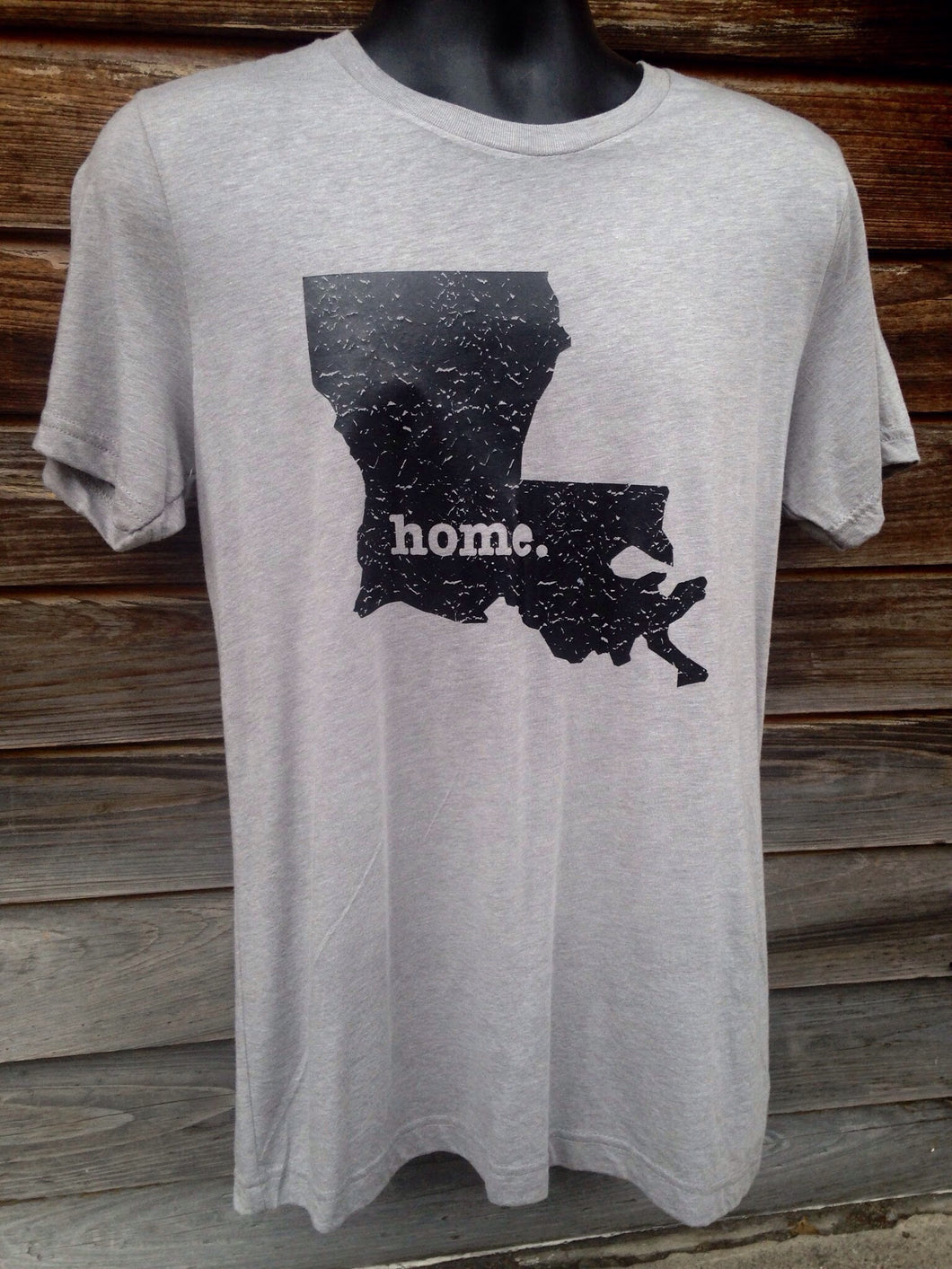 Home. Louisiana, Mens T-Shirt