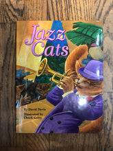 Jazz Cats, A New Orleans Children's Book