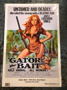 Gator Bait Movie Poster