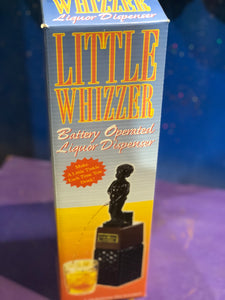 Little Whizzer, Liquor Dispenser