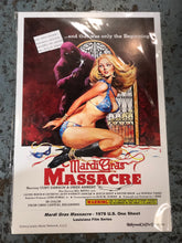 Mardi Gras Massacre Movie Poster