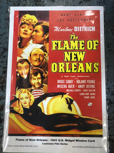 Louisiana Movie Posters- Vintage Reprints