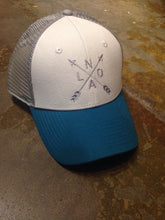 NOLA Arrow Baseball Trucker Hat (Unisex)