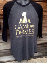 Game of Domes, 3/4 Sleeve