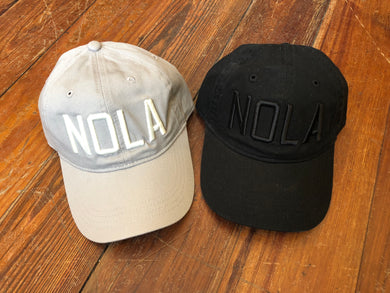NOLA Embroidered Hats