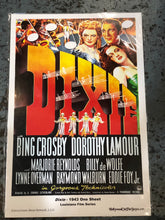 Dixie Movie Poster
