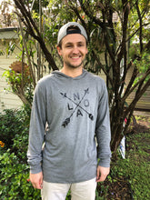 NOLA Arrow, Long Sleeve T-Shirt Hoodie