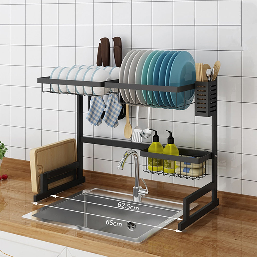 Optimizing Dish Drying Rack