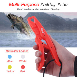 Plastic Fish Grip - 4 Colors