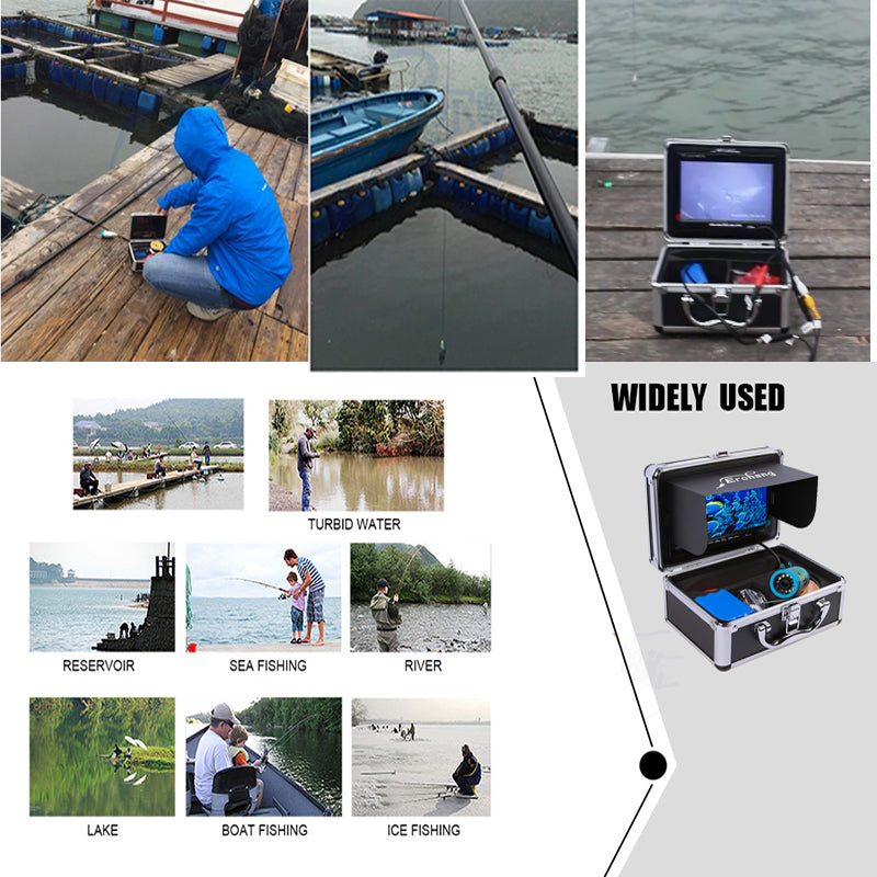 Video Fish Finder