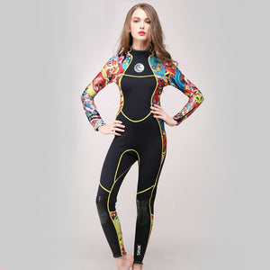 Artsy 3 mm Wetsuit
