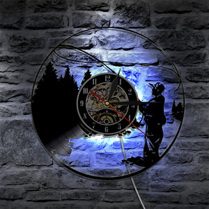 Fishing Light Clock