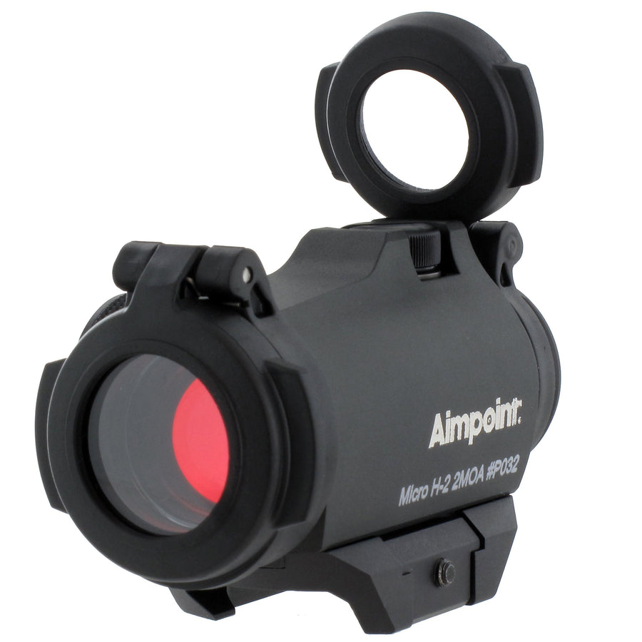 Red Dot Sights Aimpoint Red-Dot Sight | Standard Micro H-2 4 MOA, Complete