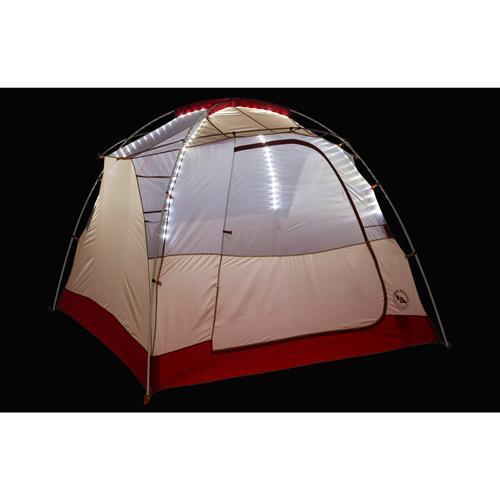 Shelter Big Agnes Chimney Creek 6 Person mtnGLO TENT
