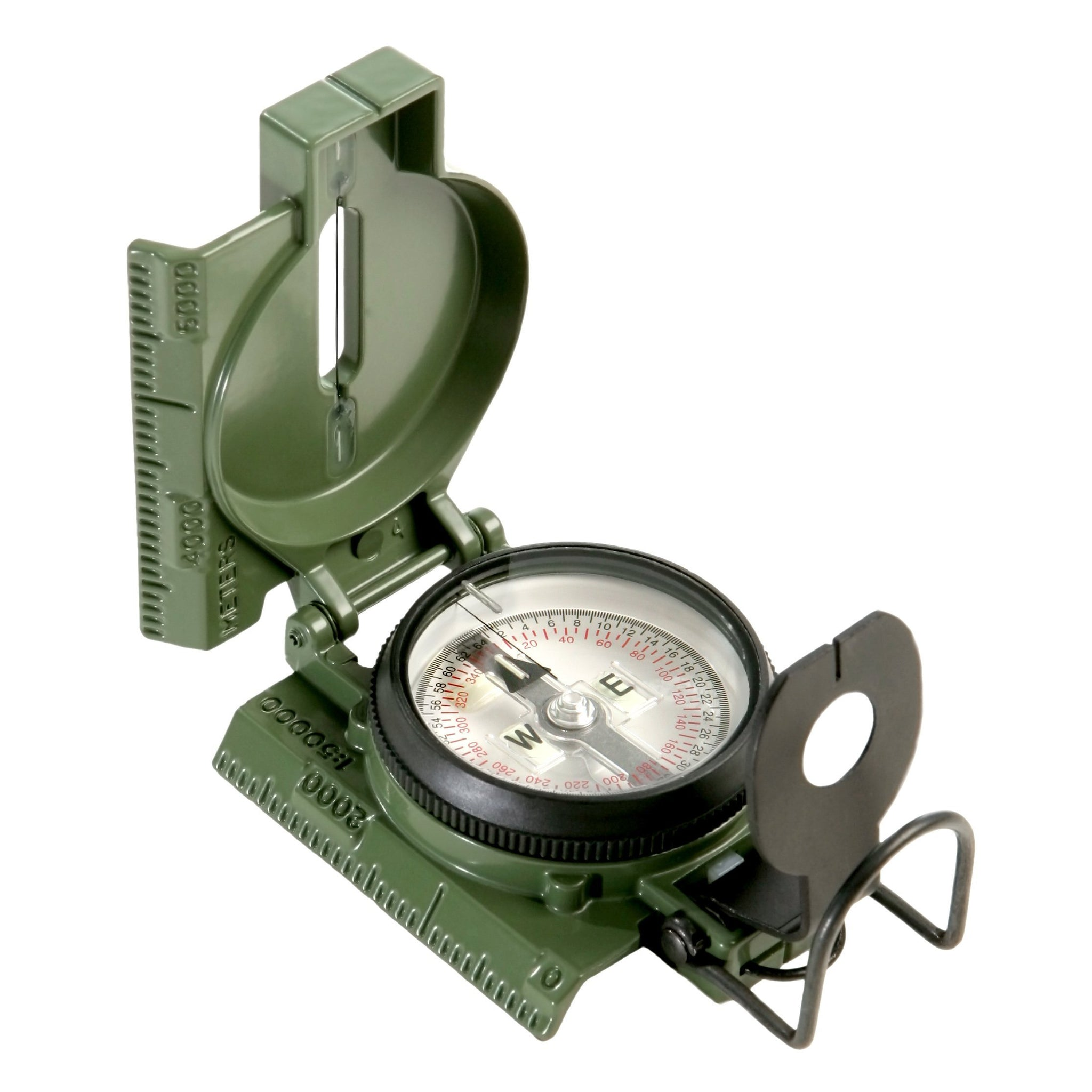 Instrumentation Cammenga Lensatic Compass Phosphorescent