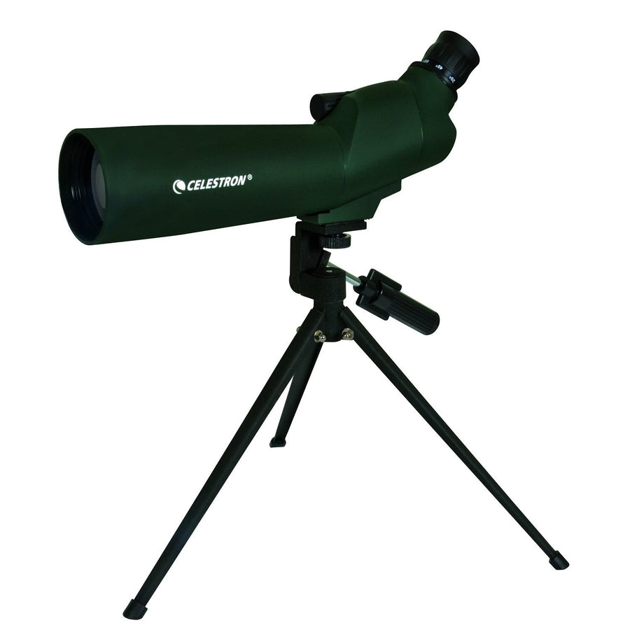 Spotting Scope Celestron Up-close 20-60x60 - 45 Degree Spotting Scope