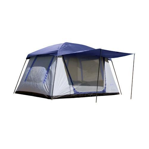 PahaQue Tents | Shelter Green Mountain 5XD - Blue | RCS Optics