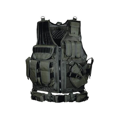 Apparel Leapers Tactical Vest UTG 547 Black