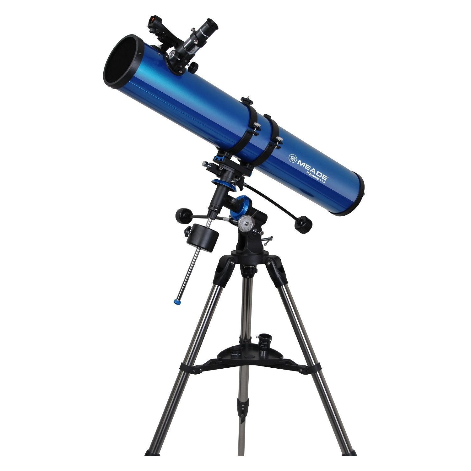 Telescope Meade Polaris 114mm German Equatorial Reflector Telescope
