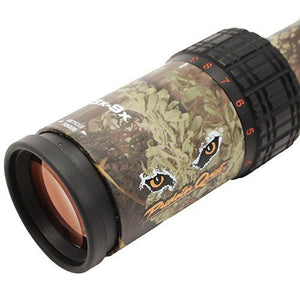 Rifle Scope Predator Quest  3-9x40mm, Camo