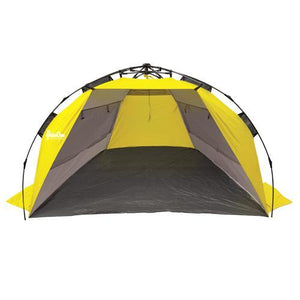 Shelter Surfline QuickPitch Beach Cabana Grey/Ylw