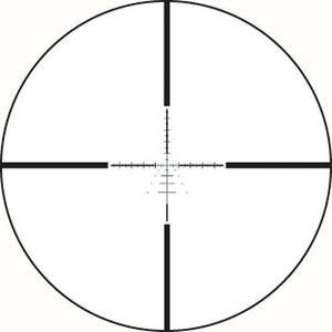 Rifle Scope Veracity  5-25x50mm