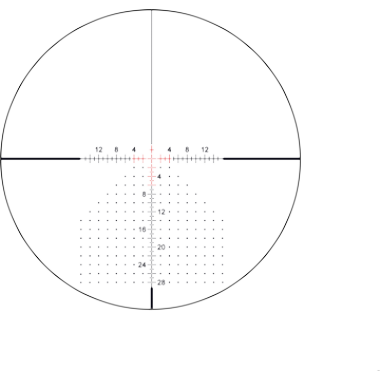 Rifle Scope VX-6HD  3-18x50mm