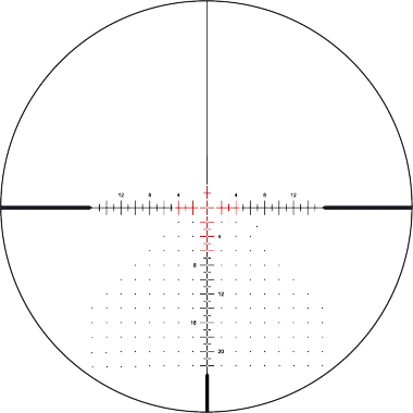 Rifle Scope VX-6HD  4-24x52mm