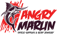 Angry Marlin Tattoo Supplies