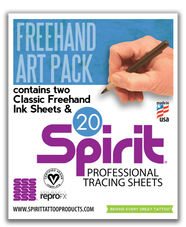 Spirit® 2&20 Freehand Pack - Classic