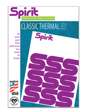 Spirit® Classic Thermal Transfer Paper