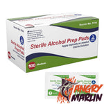 Alcohol Pads - 100ct
