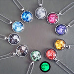 Glowing Moon Necklace - Miss Maliboo