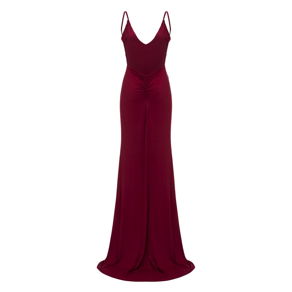 'Drop Red Gorgeous' Dress