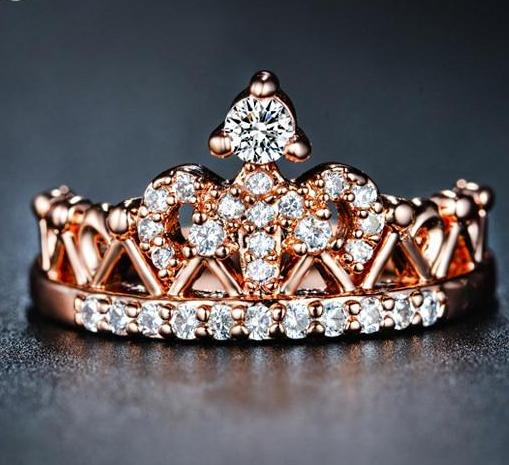 'Queen Crown' Ring - Miss Maliboo