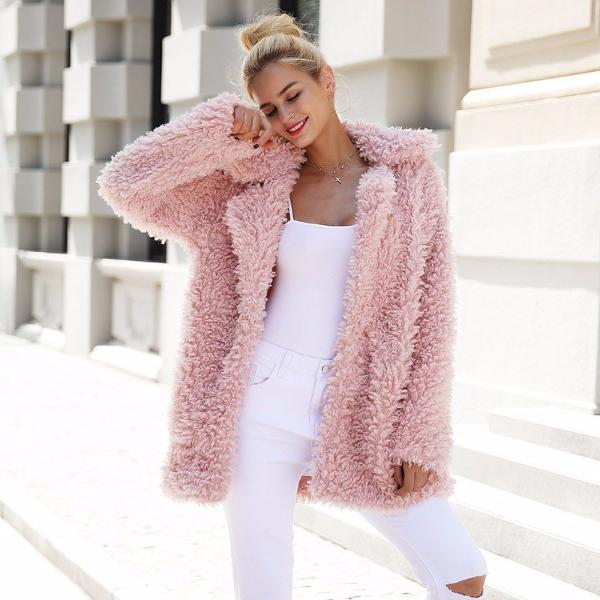 'Stasia' Blush Jacket - Miss Maliboo