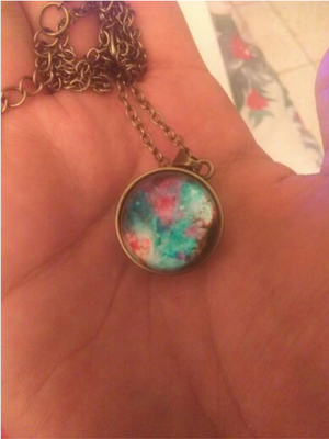 3D Universe Necklace - Miss Maliboo