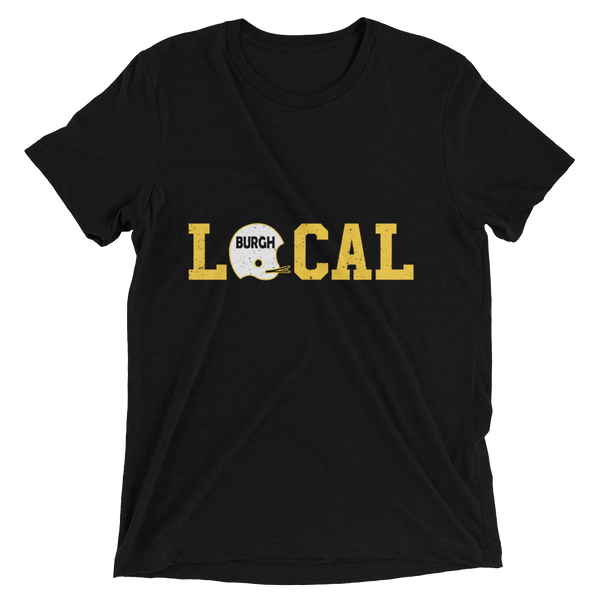 LOCAL BURGH Helmet - Unisex Tee