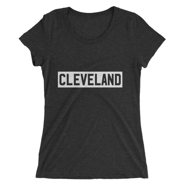 Cleveland Stamp - Womens Tee