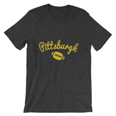 Pittsburgh Football - Unisex Tee
