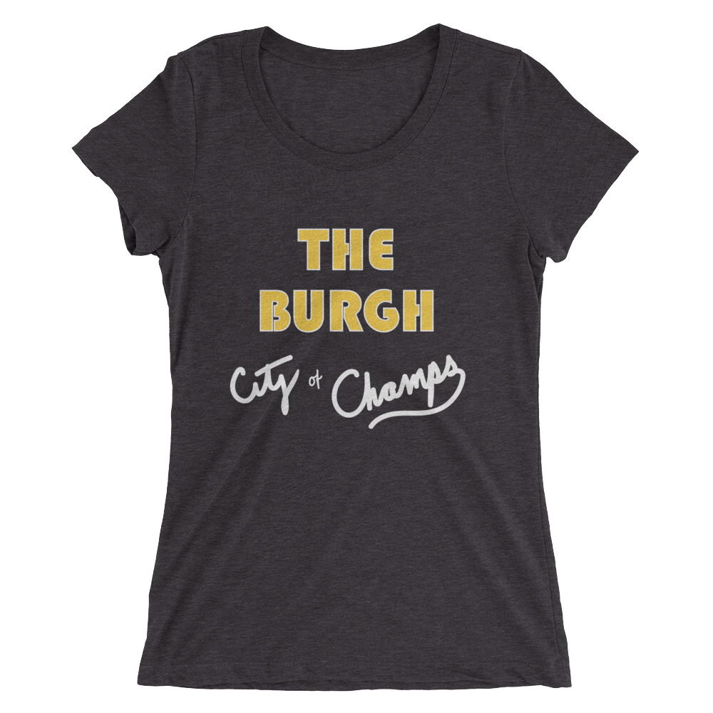City of Champs - Women's Tee