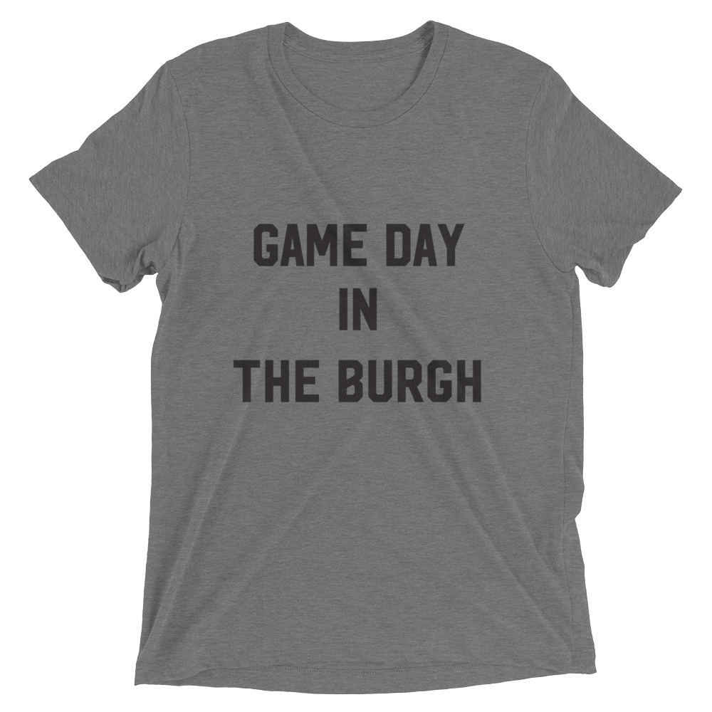 BURGH Gameday - Unisex Tee