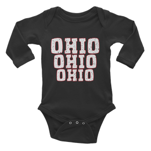 3 Ohio - Infant Long Sleeve