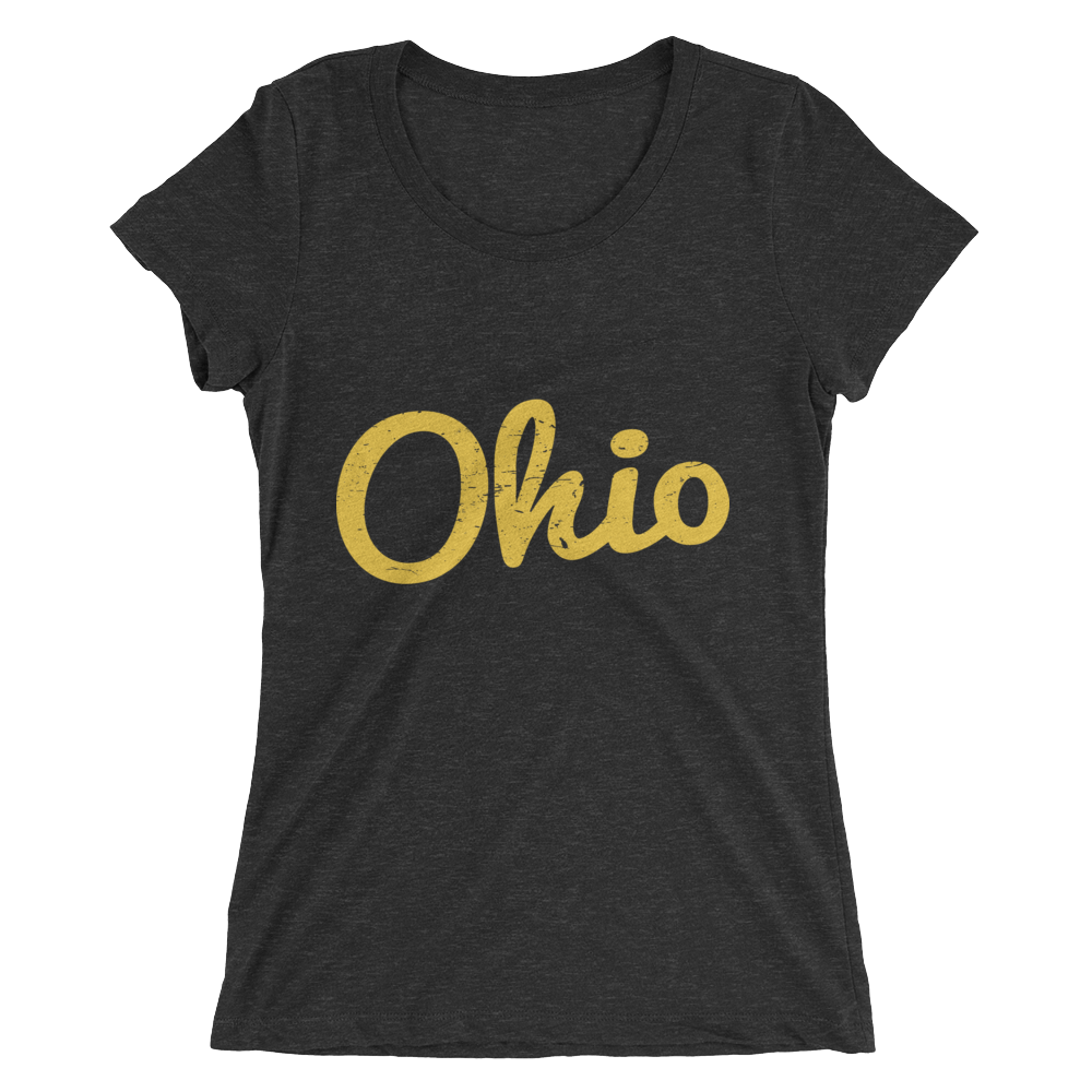 Ohio Gold - Womens Tee