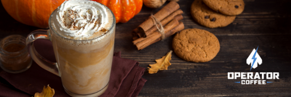 3 Must-Try Operator Coffee Fall Drink Recipes