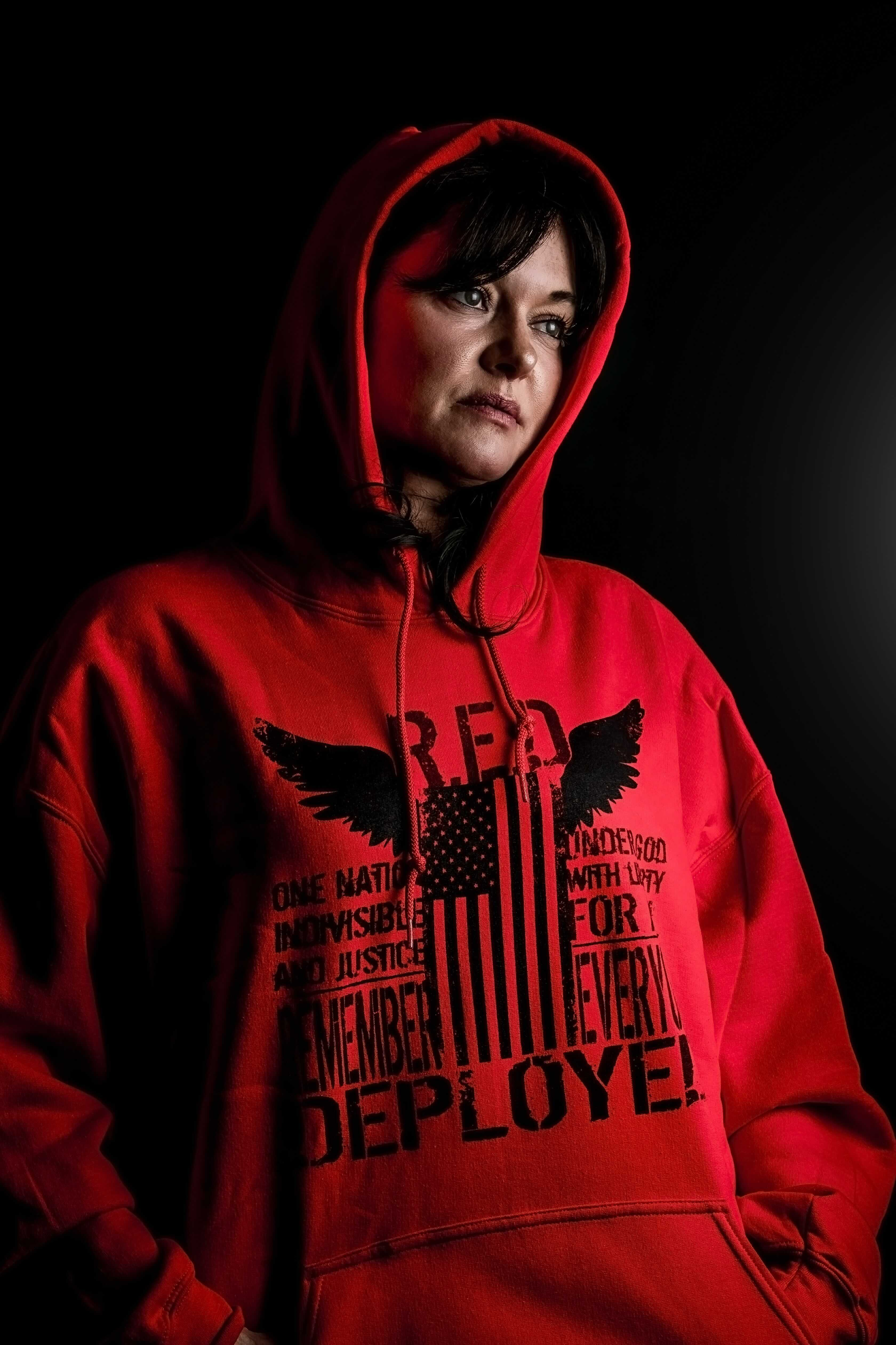 R.E.D. Friday Hoodie